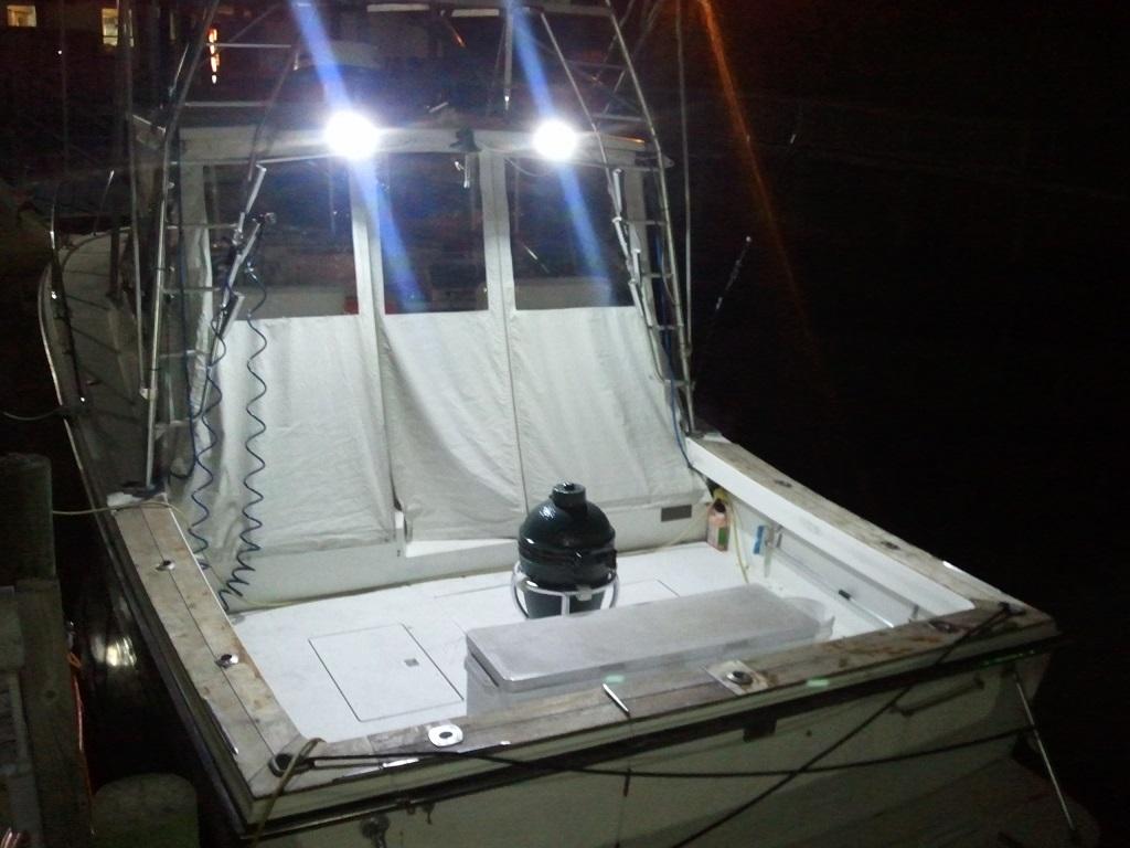 coastalnightlights, Reel Combo