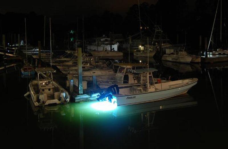 Tyleru0027s 26u0027 Angler With (2) DL White Lights. Good Looking